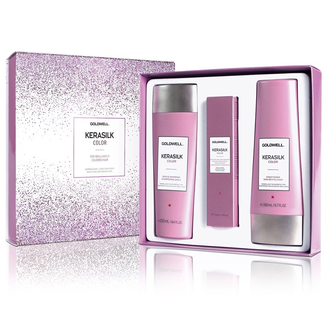 Goldwell Kerasilk Trio Pack
