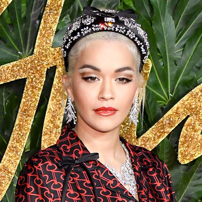 Best Beauty Looks From The 2018 British Fashion Awards