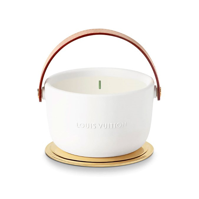 Louis Vuitton Dehors Il Neige Perfumed Candle