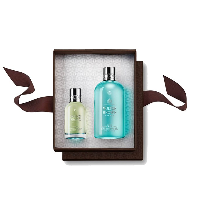 Molton Brown Coastal Cypress and Sea Fennel Gift Pack