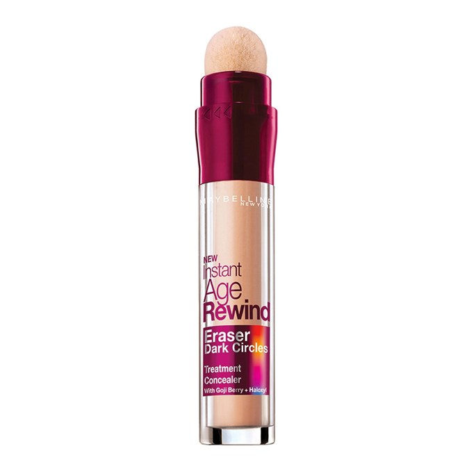 Maybelline New York Instant Age Rewind® Eraser Dark Circles Concealer + Treatment