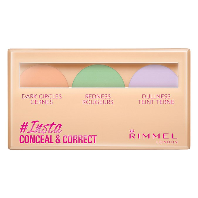Rimmel London Insta Conceal & Correct