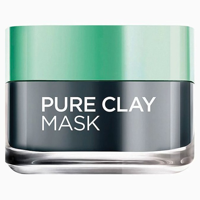L'Oréal Paris Pure Clay Detoxifying & Brightening Charcoal Mask