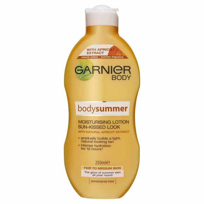 Garnier Body Summer Moisturising Lotion