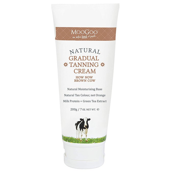 MooGoo How Now Brown Cow Gradual Tanning Cream