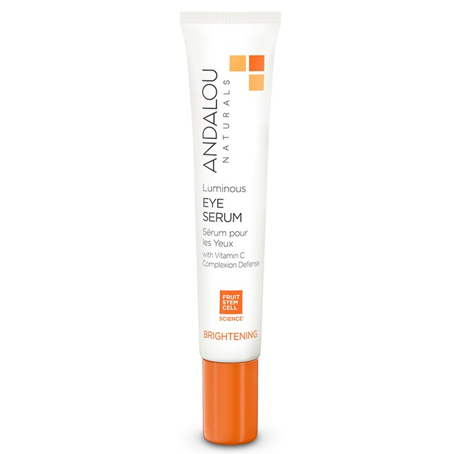 Andalou Naturals Brightening Luminous Eye Serum