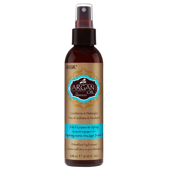 Hask Argan 5-in-1 Leave-in Spray