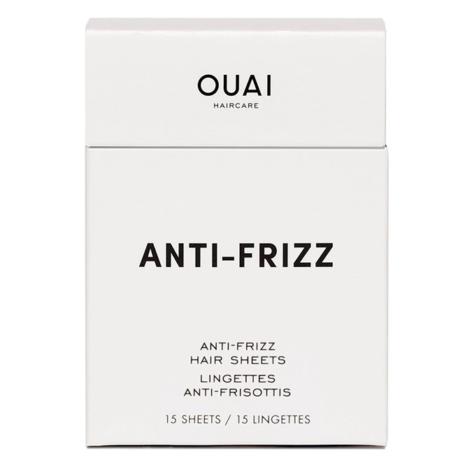 Ouai Anti-Frizz Hair Sheets