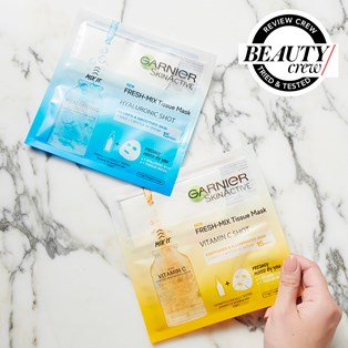 Garnier Fresh-Mix Tissue Masks