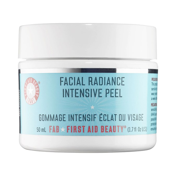First Aid Beauty Facial Radiance Intensive Peel