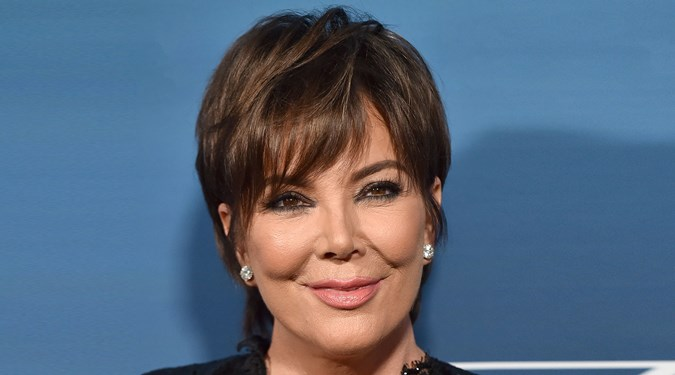 Easy Hairstyles for Short Hair - Kris Jenner
