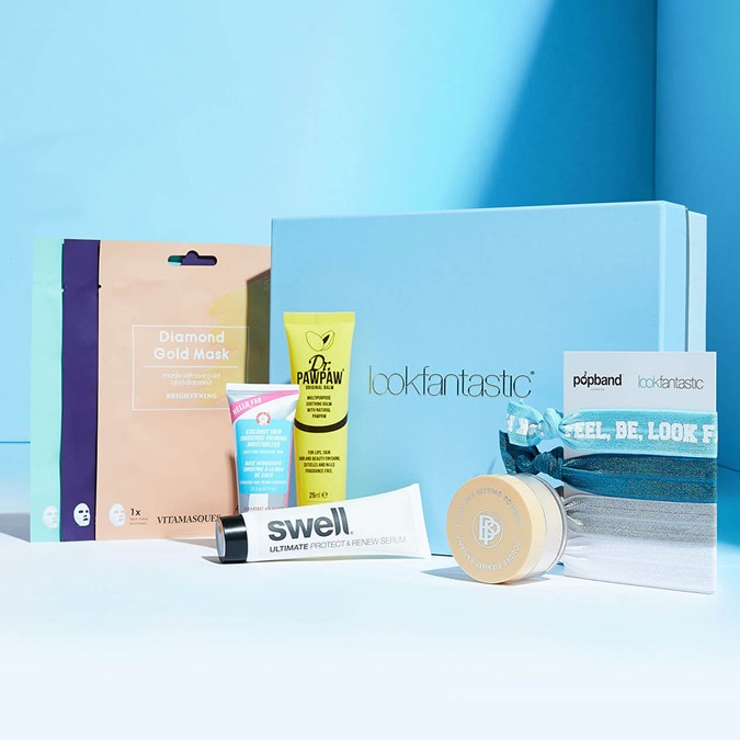 Best Monthly Beauty Subscription Boxes Australia - LookFantastic