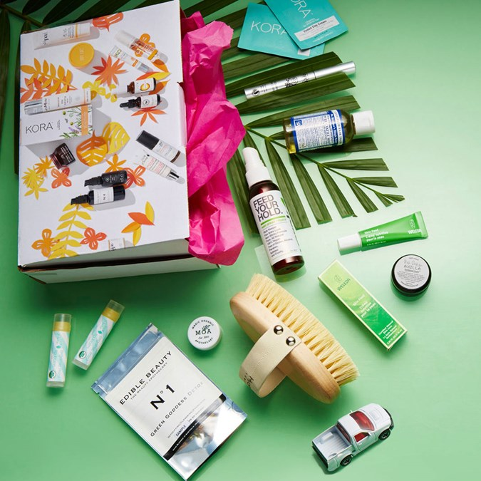 Best Monthly Beauty Subscription Boxes Australia - Nourished Life