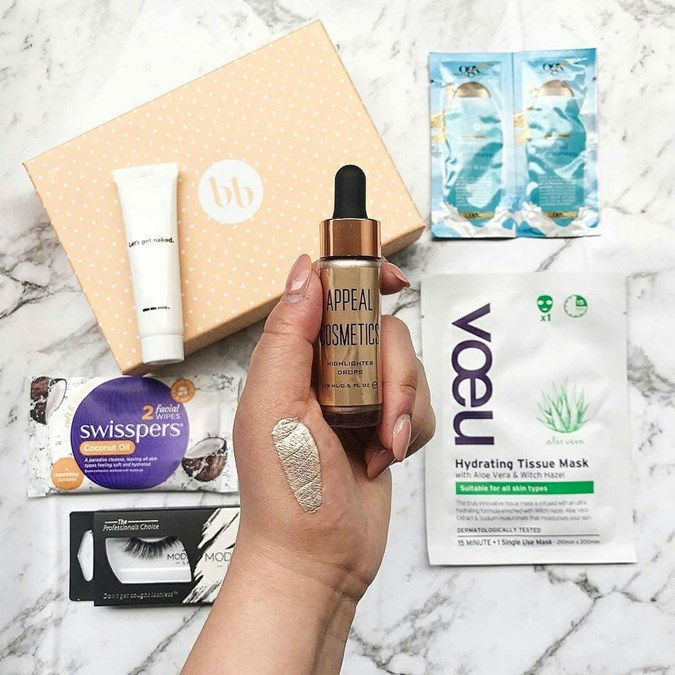 Best Monthly Beauty Subscription Boxes Australia - Bellabox