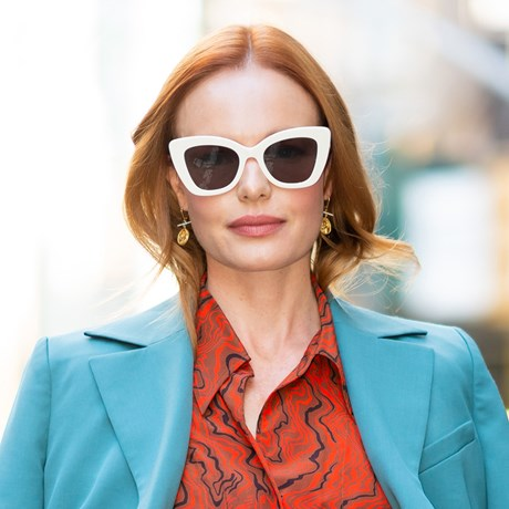 Kate Bosworth copper hair