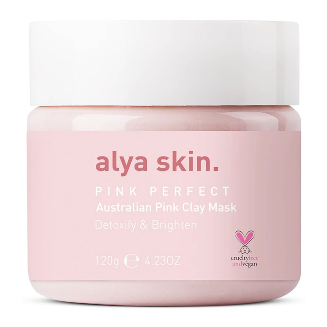 Alya Skin Pink Clay Mask