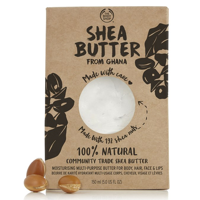 The Body Shop Multi-Purpose Shea Butter