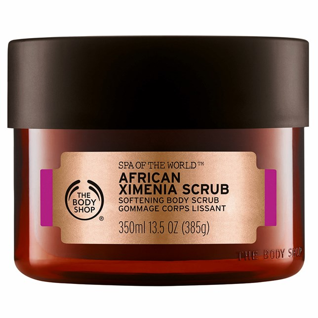 The Body Shop Spa Of The World™ African Ximenia Scrub