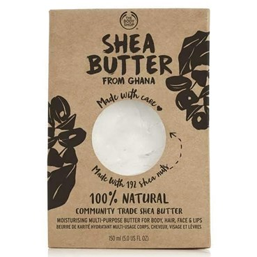 TBS0007 - The Body Shop 100% Natural Shea Butter