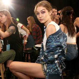 Top Permanent Hair Removal Treatments - Gigi Hadid