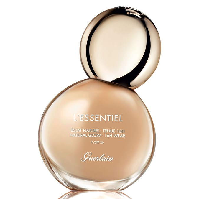 Guerlain L'Essentiel Natural Glow Foundation 16h Wear SPF 20