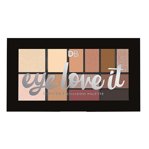 Designer Brands Eye Love It Eyeshadow Palette