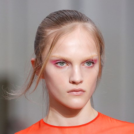 The New-Season Way To Wear Pink Eyeshadow