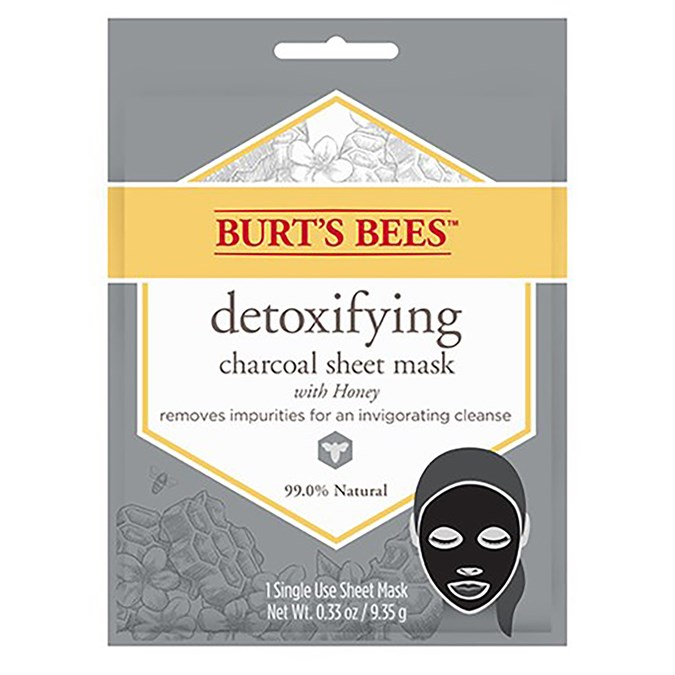 Burt's Bees Detoxifying Sheet Mask