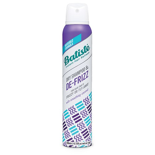 Batiste Hair Benefits De-Frizz