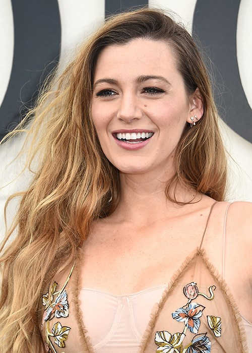 Blake Lively Revealed Her Beauty Stash & We're Freaking Out