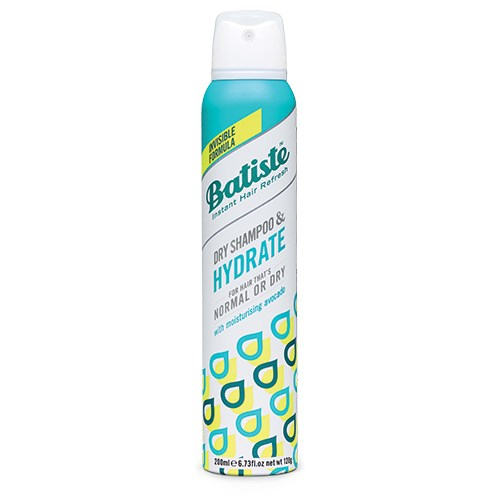 Batiste Hair Benefits Hydrate