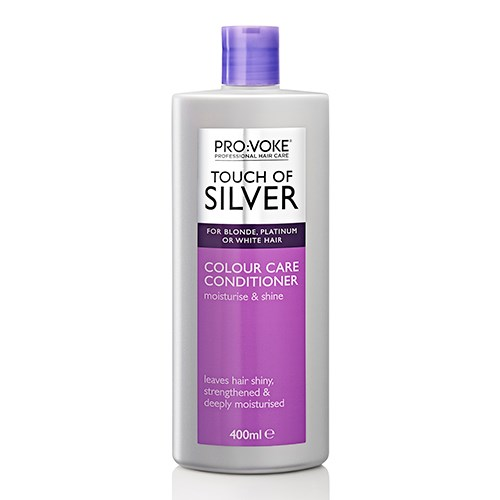 PRO:VOKE® Touch Of Silver Colour Care Conditioner