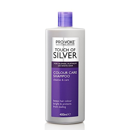 PRO:VOKE® Touch Of Silver Colour Care Shampoo