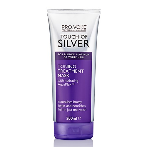 PRO:VOKE® Touch Of Silver Toning Treatment Mask