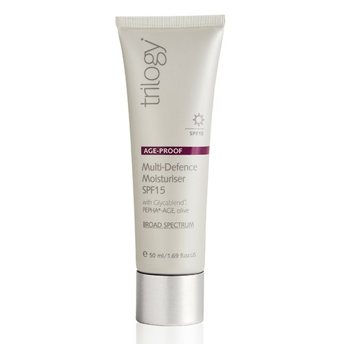 Trilogy Age Proof Multi-Defence Moisturiser SPF 15