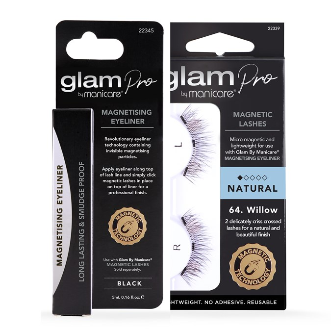 Manicare Glam Pro Magnetic Eyeliner and Eyelashes