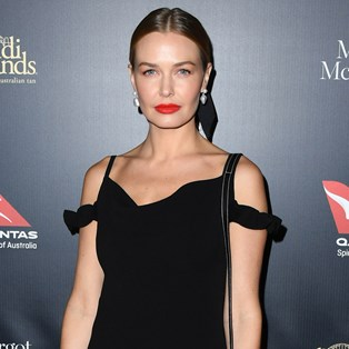 Lara Worthington Has Debuted A Bold New Beauty Look