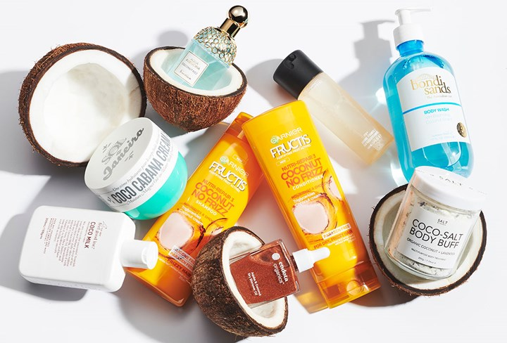 9 New Coconut Beauty Products To Try