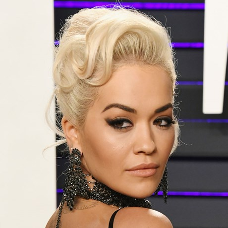 Best Classic Red Carpet Hairstyles - Rita Ora