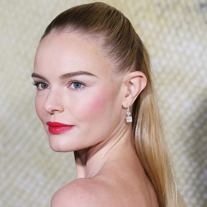 Best Classic Red Carpet Hairstyles - Kate Bosworth