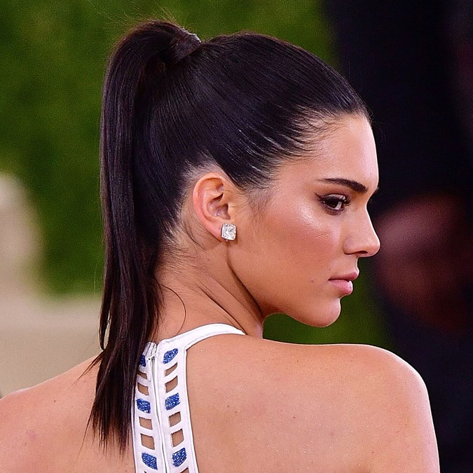 Best Classic Red Carpet Hairstyles - Kendall Jenner