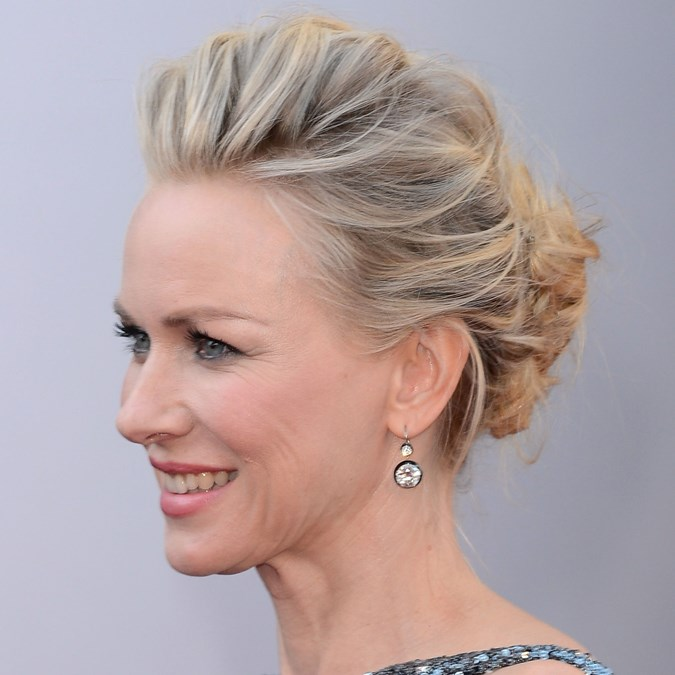 Best Classic Red Carpet Hairstyles - Naomi Watts