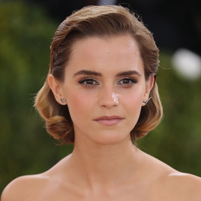 Best Classic Red Carpet Hairstyles - Emma Watson