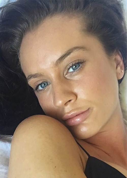 MAFS Ines Basic Responds To Lip Filler Rumours