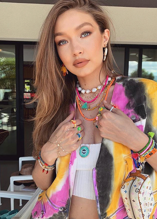 The Unexpected Beauty Trend Spotted At Coachella 2019