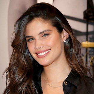 Sara Sampaio brows