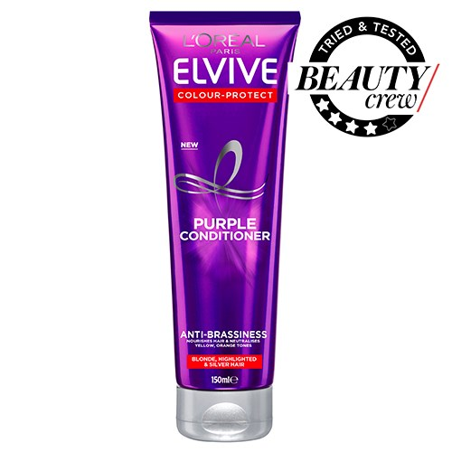 L'Oréal Paris Elvive Colour Protect Anti-Brassiness Purple Conditioner