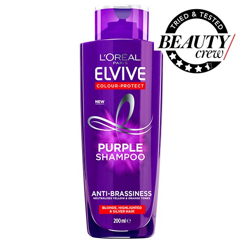 L'Oréal Paris Elvive Colour Protect Anti-Brassiness Purple Shampoo