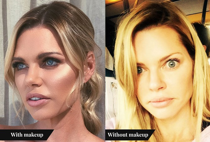 Celebs Without Makeup Photos - Sophie Monk