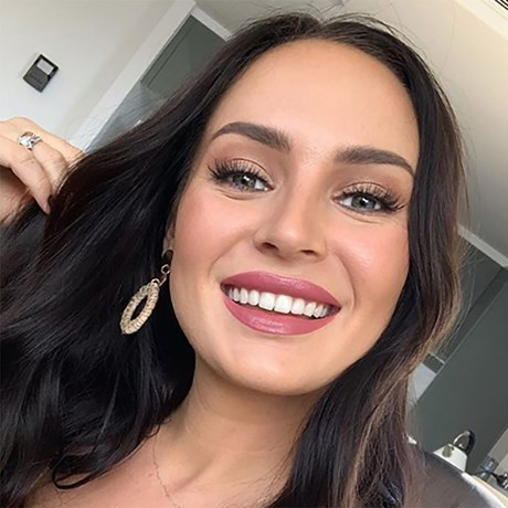 Chloe Morello Has Shared Snaps Of Her Epic Makeup Collection